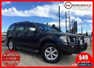 2009 Nissan Pathfinder R51 ST-L Wagon 7st 5dr Spts Auto 5sp 4x4 2.5DT [MY08] A for Sale